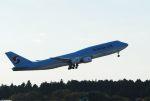 takatakaさんが、成田国際空港で撮影した大韓航空 747-8B5の航空フォト(写真)