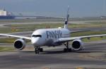 mild lifeさんが、関西国際空港で撮影したフィンエアー A350-941XWBの航空フォト(写真)
