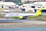 mojioさんが、那覇空港で撮影したジンエアー 777-2B5/ERの航空フォト(飛行機 写真・画像)