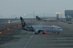 ぷぅぷぅまるさんが、関西国際空港で撮影したニュージーランド航空 787-9の航空フォト(写真)