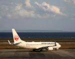 CL&CLさんが、奄美空港で撮影した日本航空 737-846の航空フォト(写真)
