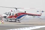 MOR1(新アカウント)さんが、名古屋飛行場で撮影した秋田県消防防災航空隊 BK117C-1の航空フォト(写真)