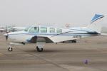MOR1(新アカウント)さんが、名古屋飛行場で撮影した日本個人所有 A36 Bonanza 36の航空フォト(写真)
