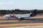 もぐ3さんが、成田国際空港で撮影したフェデックス・エクスプレス MD-11Fの航空フォト(写真)