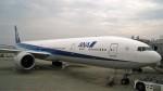 westtowerさんが、成田国際空港で撮影した全日空 777-381/ERの航空フォト(写真)