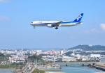 mojioさんが、那覇空港で撮影した全日空 767-381の航空フォト(写真)