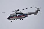 kumagorouさんが、仙台空港で撮影した国土交通省 地方整備局 AS332L2 Super Puma Mk2の航空フォト(写真)