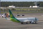 ジャンクさんが、成田国際空港で撮影した春秋航空日本 737-8ALの航空フォト(写真)