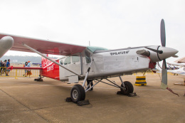 Mame @ TYOさんが、珠海金湾空港で撮影した中国企業所有 PC-6/B2-H4 Turbo-Porterの航空フォト(飛行機 写真・画像)