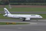 BTYUTAさんが、ウィーン国際空港で撮影したエーゲ航空 A320-232の航空フォト(写真)
