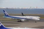 AntonioKさんが、羽田空港で撮影した全日空 777-281/ERの航空フォト(写真)