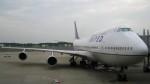 westtowerさんが、成田国際空港で撮影したユナイテッド航空 747-422の航空フォト(写真)
