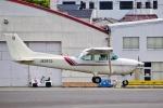 Mizuki24さんが、調布飛行場で撮影した東京航空 172P Skyhawkの航空フォト(写真)
