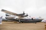 Mame @ TYOさんが、珠海金湾空港で撮影した中国企業所有 AG600の航空フォト(写真)