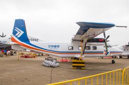 Mame @ TYOさんが、珠海金湾空港で撮影した中国企業所有 Y-12Eの航空フォト(飛行機 写真・画像)