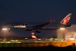 goldengoldsさんが、成田国際空港で撮影したカタール航空カーゴ 777-FDZの航空フォト(写真)
