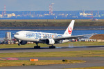 szkkjさんが、羽田空港で撮影した日本航空 777-289の航空フォト(写真)