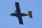 ゆう改めてさんが、熊本空港で撮影した新日本航空 BN-2B-20 Islanderの航空フォト(写真)