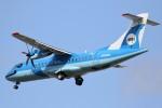 ドラパチさんが、伊丹空港で撮影した天草エアライン ATR-42-600の航空フォト(写真)