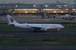 pringlesさんが、羽田空港で撮影した中国東方航空 A330-243の航空フォト(写真)