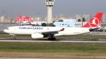 誘喜さんが、アタテュルク国際空港で撮影したターキッシュ・エアラインズ A330-243Fの航空フォト(写真)