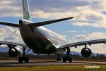 わかすぎさんが、小松空港で撮影したエバー航空 A330-302の航空フォト(写真)