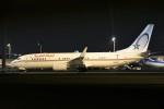 いんちゃんさんが、羽田空港で撮影したモロッコ政府 737-8KB BBJ2の航空フォト(写真)