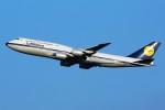 いんちゃんさんが、羽田空港で撮影したルフトハンザドイツ航空 747-830の航空フォト(写真)