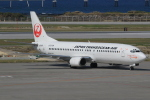 キイロイトリさんが、那覇空港で撮影した日本トランスオーシャン航空 737-446の航空フォト(写真)