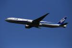 sin747さんが、成田国際空港で撮影した全日空 777-381/ERの航空フォト(飛行機 写真・画像)
