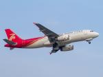 Mame @ TYOさんが、珠海金湾空港で撮影した深圳航空 A320-232の航空フォト(写真)