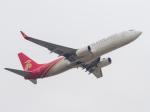 Mame @ TYOさんが、珠海金湾空港で撮影した深圳航空 737-87Lの航空フォト(写真)