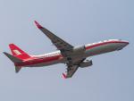 Mame @ TYOさんが、珠海金湾空港で撮影した上海航空 737-86Dの航空フォト(写真)