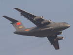 Mame @ TYOさんが、珠海金湾空港で撮影した中国人民解放軍 空軍 Y-20の航空フォト(写真)
