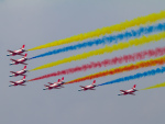 Mame @ TYOさんが、珠海金湾空港で撮影した空軍航空大学 K-8の航空フォト(写真)
