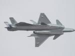 Mame @ TYOさんが、珠海金湾空港で撮影した中国人民解放軍 空軍 J-20の航空フォト(写真)