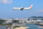 mojioさんが、那覇空港で撮影した日本航空 767-346/ERの航空フォト(写真)