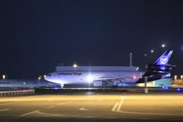 516105さんが、関西国際空港で撮影したルフトハンザ・カーゴ MD-11Fの航空フォト(写真)