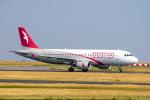xingyeさんが、パリ シャルル・ド・ゴール国際空港で撮影したエア・アラビア・モロッコ A320-214の航空フォト(写真)