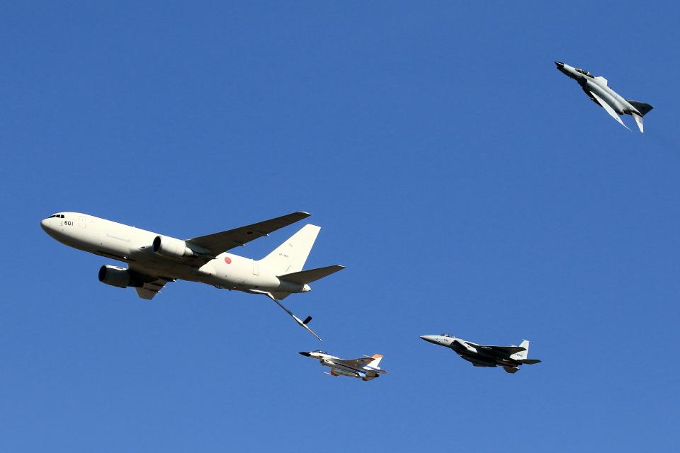 take_2014さんの航空自衛隊 Boeing 767-200 (87-3601) 航空フォト