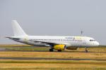 xingyeさんが、パリ シャルル・ド・ゴール国際空港で撮影したブエリング航空 A320-232の航空フォト(写真)