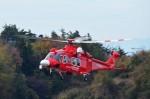 ヘリオスさんが、福島空港で撮影した埼玉県防災航空隊 AW139の航空フォト(写真)