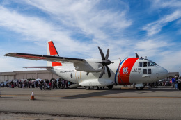 LAX Spotterさんが、ロングビーチ空港で撮影したアメリカ沿岸警備隊 C-27J Spartanの航空フォト(飛行機 写真・画像)