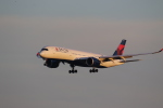 airdrugさんが、成田国際空港で撮影したデルタ航空 A350-941XWBの航空フォト(写真)