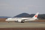 Lucky Manさんが、岡山空港で撮影した日本航空 787-8 Dreamlinerの航空フォト(写真)