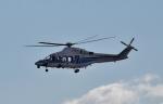 鉄バスさんが、広島空港で撮影した海上保安庁 AW139の航空フォト(飛行機 写真・画像)