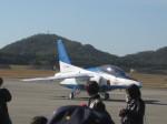くまのんさんが、岐阜基地で撮影した航空自衛隊 T-4の航空フォト(写真)
