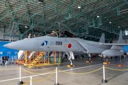 まんぼ しりうすさんが、岐阜基地で撮影した航空自衛隊 F-15J Eagleの航空フォト(写真)
