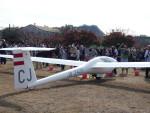 ユターさんが、岐阜基地で撮影した日本個人所有 DG-300 Clubの航空フォト(写真)