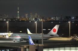 ハルモンさんが、羽田空港で撮影した航空自衛隊 747-47Cの航空フォト(写真)